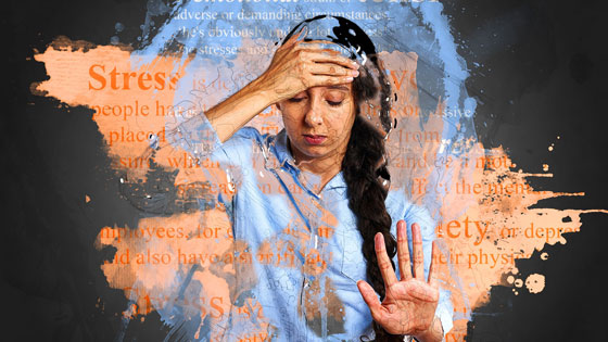 Aus der Angst führt auch ein Weg in die Depression