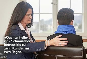 Quantenheilerin Isabelle Schumacher