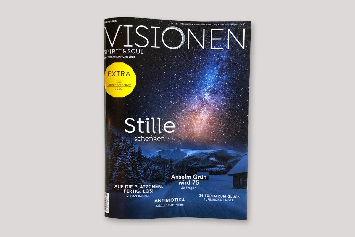 Magazin Visionen