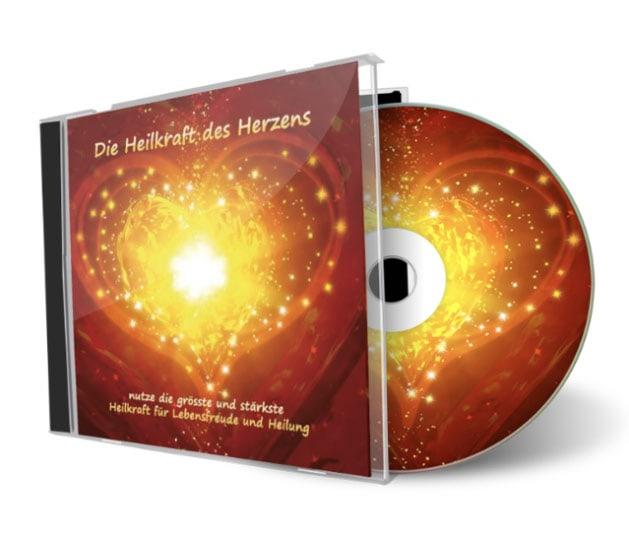 Die Heilkraft des Herzens - CD
